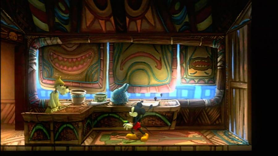 Disney Epic Mickey Review - Screenshot 8 of 8