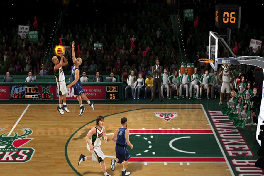NBA Jam Review - Screenshot 1 of 4