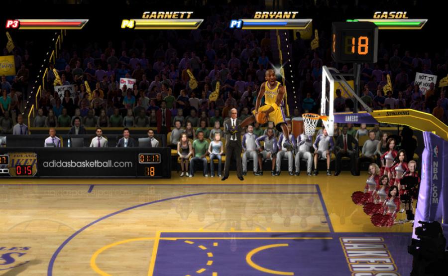 NBA Jam Review - Screenshot 2 of 4