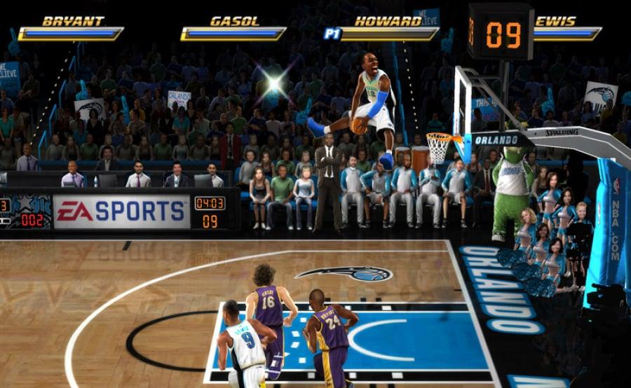 NBA Jam Review - Screenshot 4 of 4