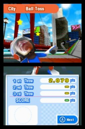 Face Pilot: Fly With Your Nintendo DSi Camera! Review - Screenshot 2 of 3