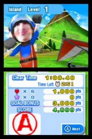 Face Pilot: Fly With Your Nintendo DSi Camera! Review - Screenshot 3 of 3