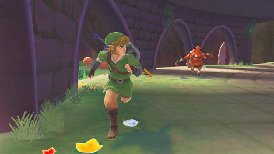 The Legend of Zelda: Skyward Sword Review - Screenshot 2 of 5