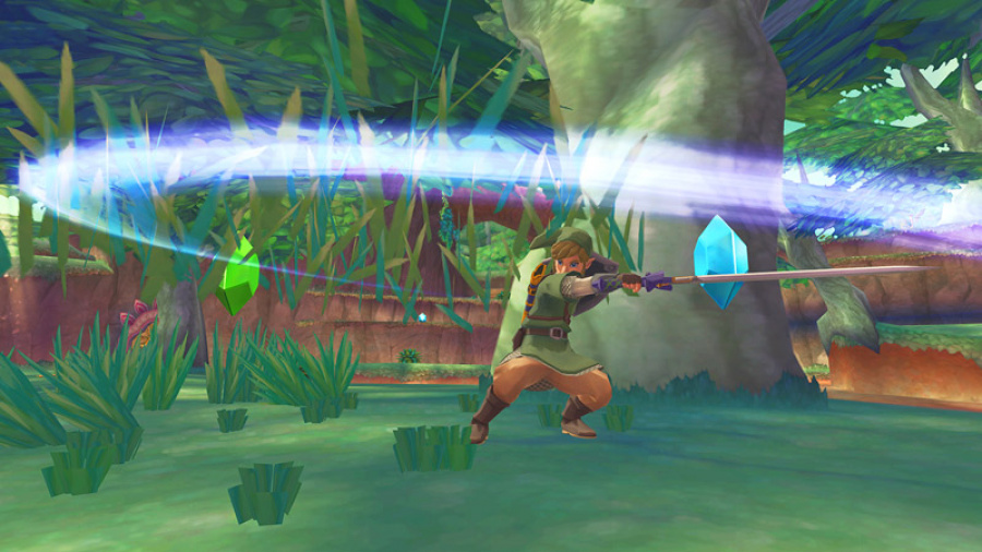 The Legend of Zelda: Skyward Sword Review - Screenshot 4 of 5