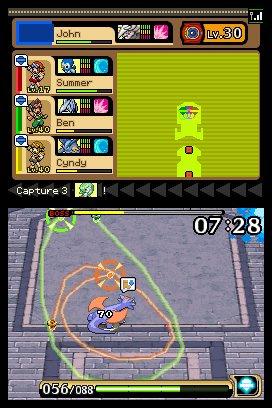 Pokémon Ranger: Guardian Signs Screenshot