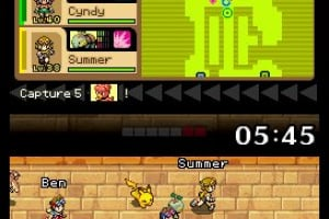 Pokémon Ranger: Guardian Signs Screenshot