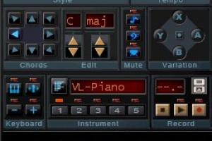 Music On: Retro Keyboard Screenshot