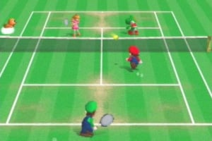 Mario Tennis Review - Screenshot 1 of 6