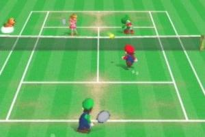 Mario Tennis Review - Screenshot 1 of 5