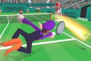 Mario Tennis Review - Screenshot 4 of 6