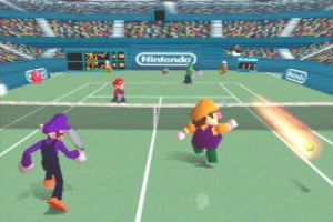 Mario Tennis Review - Screenshot 2 of 6