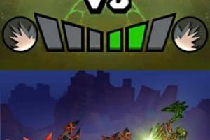 Combat of Giants: Mutant Insects - Revenge Screenshot
