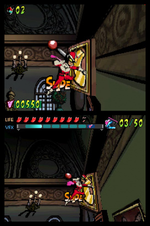 Viewtiful Joe: Double Trouble Review - Screenshot 4 of 4