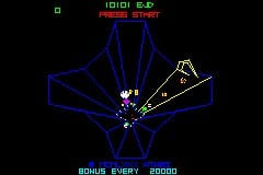 Atari Anniversary Advance Screenshot