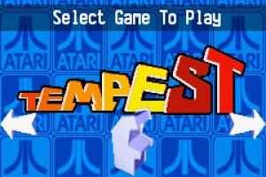 Atari Anniversary Advance Screenshot