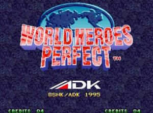 World Heroes Perfect Review - Screenshot 2 of 2