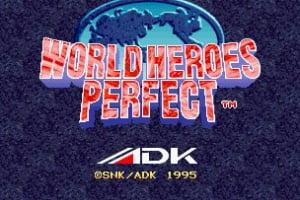 World Heroes Perfect Screenshot