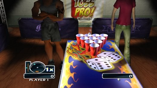 Pong Toss Pro - Frat Party Games Screenshot