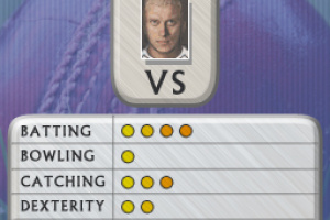 Freddie Flintoff's Power Play Cricket Screenshot