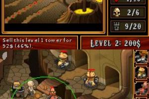 SteamWorld: Tower Defense Screenshot