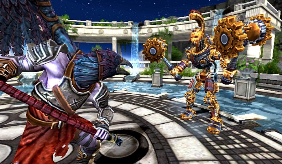 Tournament of Legends Review - Screenshot 2 of 4