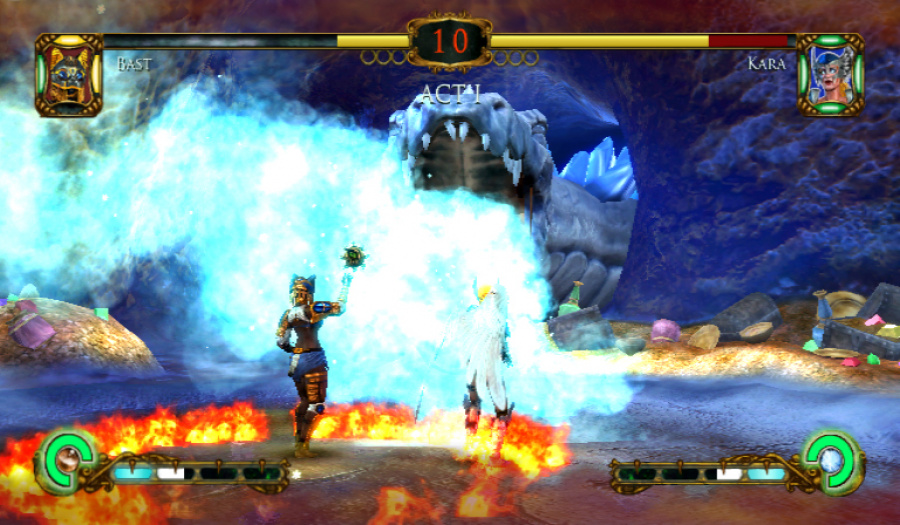 Tournament of Legends Review - Screenshot 1 of 4