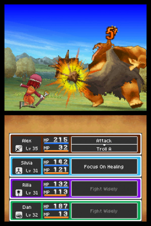 Dragon Quest IX: Sentinels of the Starry Skies Review - Screenshot 2 of 3