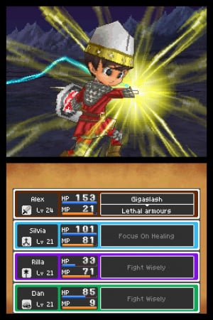 Dragon Quest IX: Sentinels of the Starry Skies Review - Screenshot 1 of 4