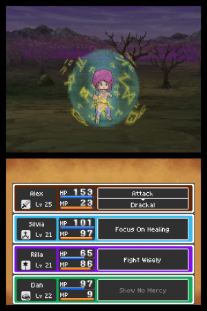 Dragon Quest IX: Sentinels of the Starry Skies Review - Screenshot 3 of 3