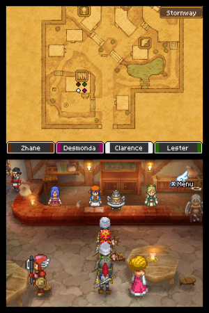 Dragon Quest IX: Sentinels of the Starry Skies Review - Screenshot 2 of 4