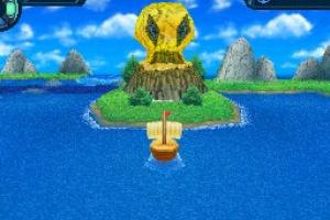 Etrian Odyssey III: The Drowned City Screenshot