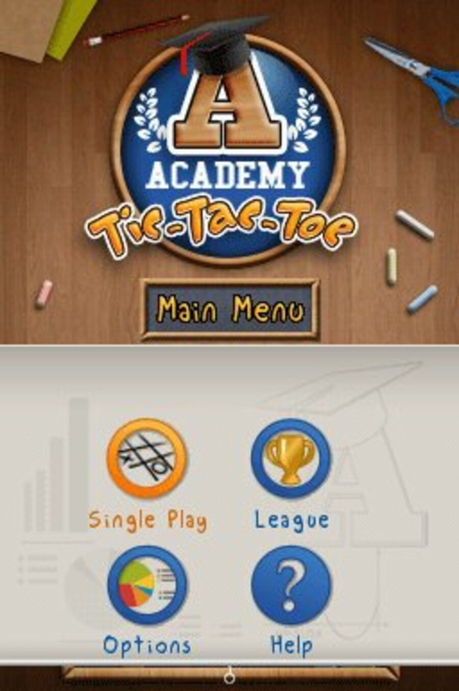 Academy: Tic-Tac-Toe Screenshot