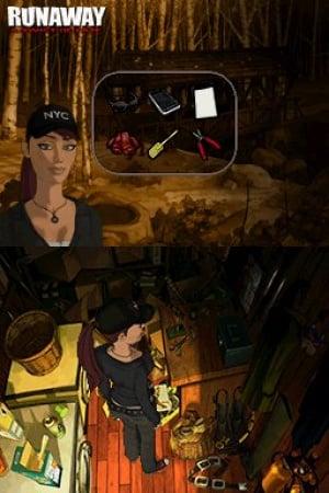 Runaway: A Twist of Fate Review - Screenshot 2 of 3