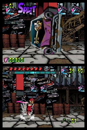 Viewtiful Joe: Double Trouble Review - Screenshot 2 of 4