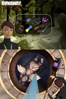 Runaway: A Twist of Fate Screenshot