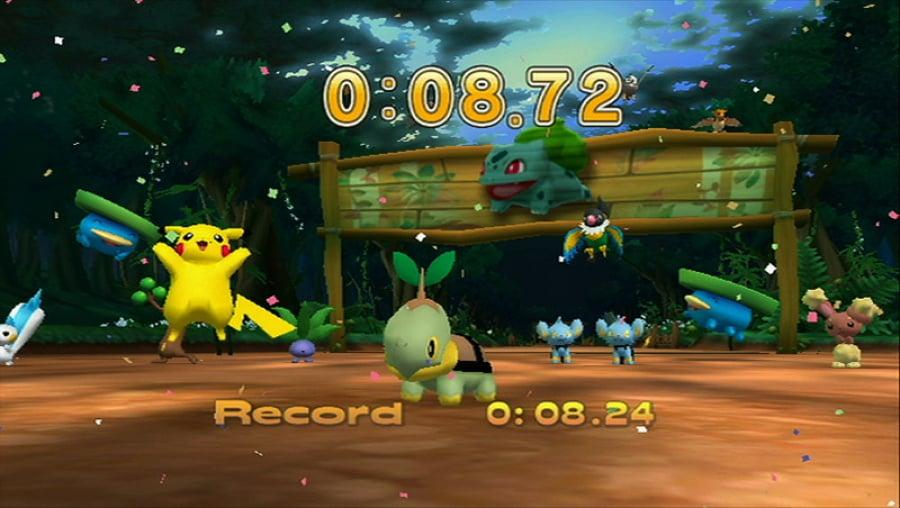 PokéPark Wii: Pikachu's Adventure Review - Screenshot 3 of 5