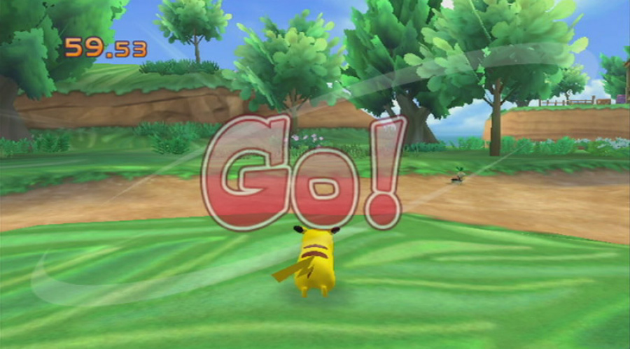PokéPark Wii: Pikachu's Adventure Review - Screenshot 2 of 5