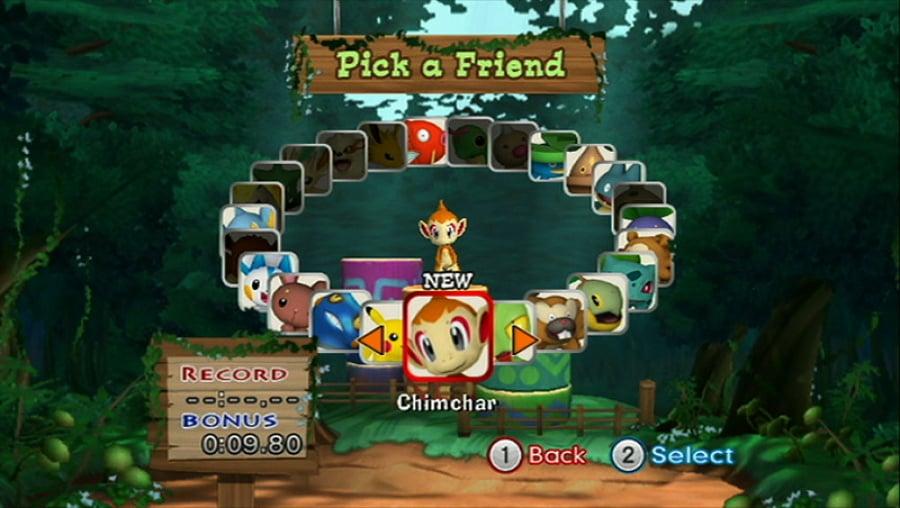 PokéPark Wii: Pikachu's Adventure Review - Screenshot 4 of 5