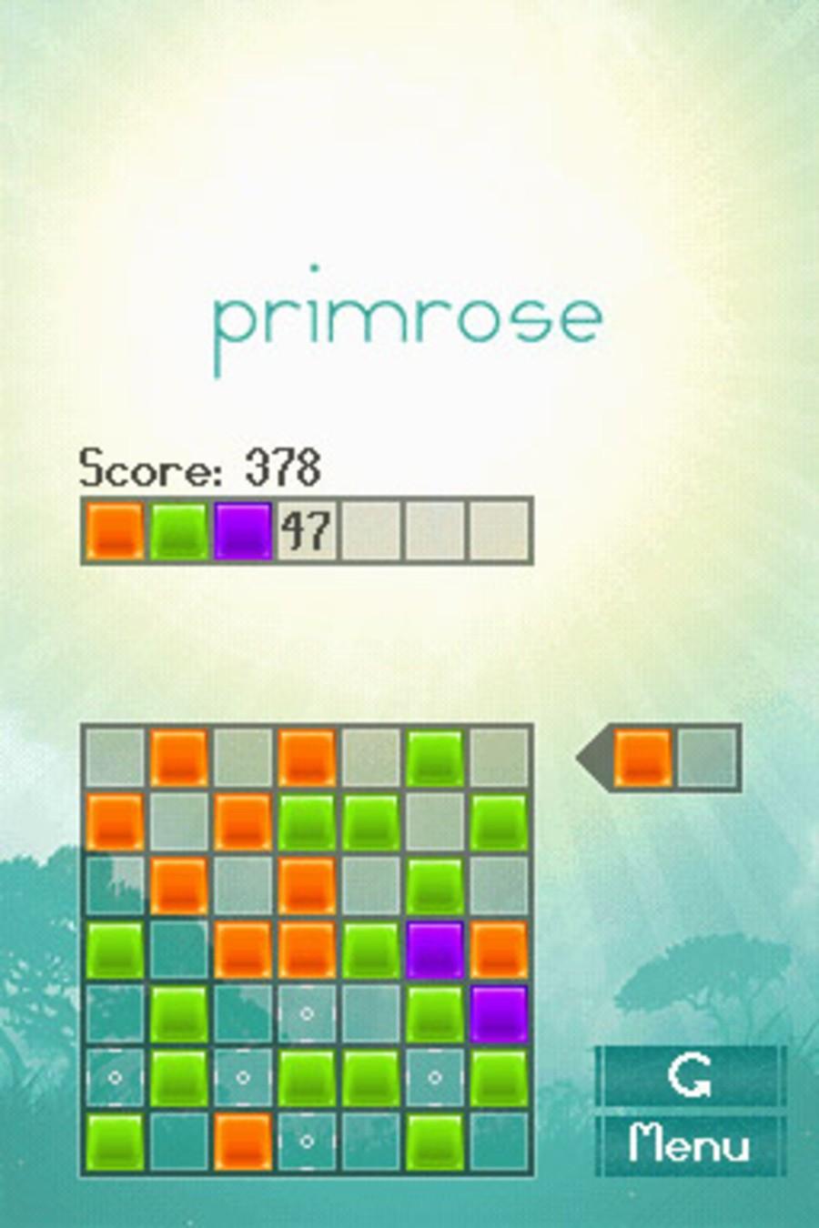 Primrose Screenshot