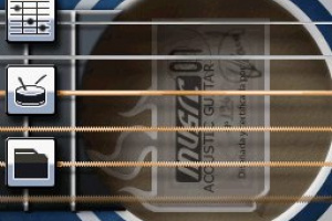 Music On: Acoustic Guitar Screenshot