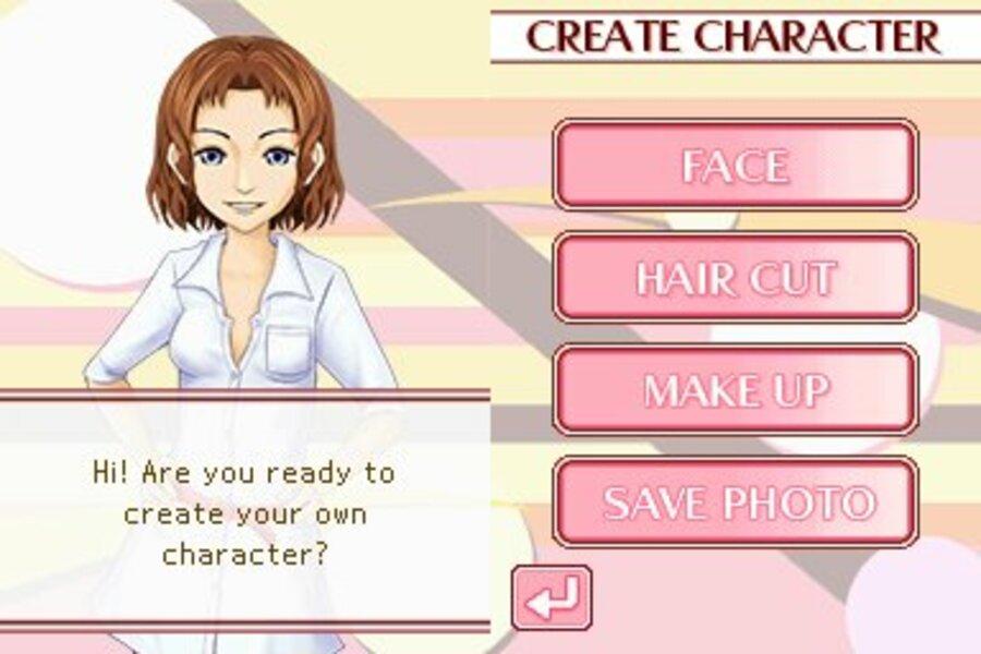 Hair Salon: Pocket Stylist Screenshot