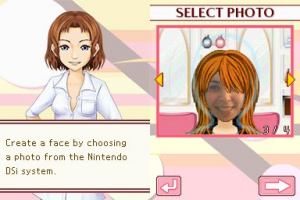 Hair Salon: Pocket Stylist Screenshot