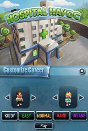 Hospital Havoc Review - Screenshot 2 of 3