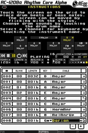 Rhythm Core Alpha Review - Screenshot 2 of 2