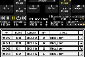 Rhythm Core Alpha Screenshot