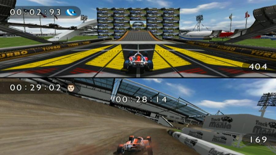 TrackMania Review - Screenshot 1 of 6