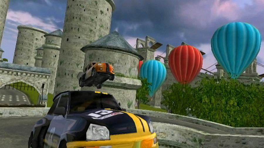TrackMania Review - Screenshot 1 of 7