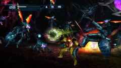 Metroid: Other M Screenshot