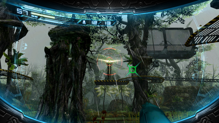 Metroid: Other M Review - Screenshot 1 of 5