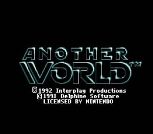 Another World Review - Screenshot 3 of 5